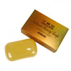 艾蜂堂天然蜂蜜美白润肤皂100g