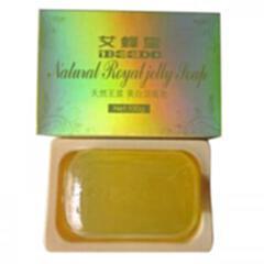 艾蜂堂王浆美白洁面皂