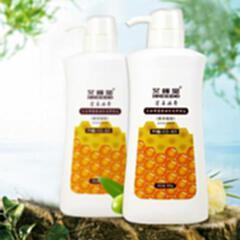 艾蜂堂天然蜂蜜果油丝质护发乳