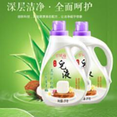 珍优福天然皂液2kg 天然椰油精华 10桶装