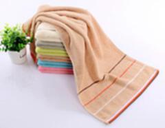纯色断档纯棉毛巾 提花柔软毛巾 超强吸水超柔毛巾颜色随机