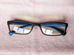 量子能量防辐射眼镜 纳米多功能负离子眼镜 蓝黑眼镜