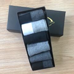 量子男袜 短款 6双装