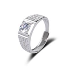 钻石戒指男------zsjzn-3