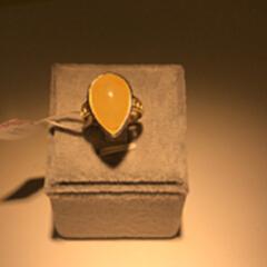 蜜蜡戒指 5842