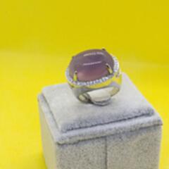 玉髓戒指 ysjz-3780