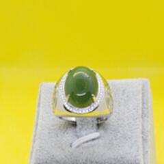玉髓戒指 ysjz-3781