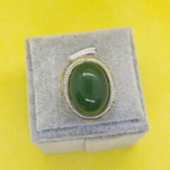 玉髓戒指 ysjz-3782