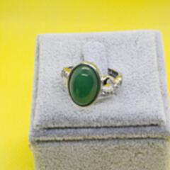 玉髓戒指 ysjz-3772