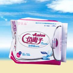 珍优福卫生巾 护垫160mm(20片/包)10包装
