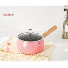 奥罗拉多功能奶锅 粉红色